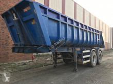 Trailer Fruehauf ACIER tweedehands kipper
