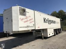 KWB Cement dekvloer oplegger semi-trailer