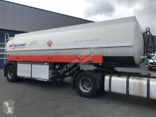 LAG - ABS, - 3 Comp, 13.000 / 3.000 / 7.000, Pomp / Telwerk. semi-trailer used tanker