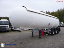Gas tanker semi-trailer Gas tank steel 47.8 m3