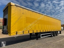 Guillen tauliner semi-trailer used tautliner