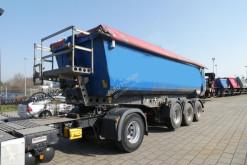 Schmitz Gotha SKI Sattelkippauflieger SKI 24 SL 7.2 Kippauflieger ca. 25 m³ semi-trailer used tipper