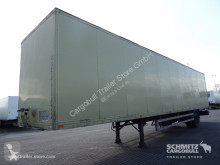 Ackermann box semi-trailer