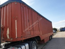 Masso semi-trailer used insulated