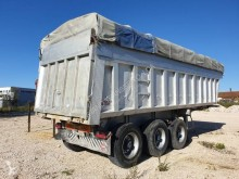Used tipper semi-trailer Lecitrailer