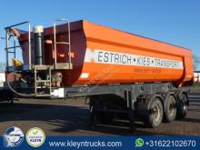 Langendorf SKS-HS 24/28 hardox ,liftaxle,bpw semi-trailer