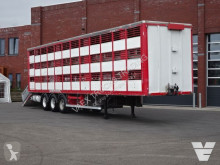 General Trailers Gen. Trail. Guitton 3Stock Livestock trailer semi-trailer used cattle