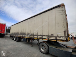 Fruehauf Maxi Volume Tautliner semi-trailer