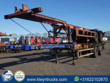 semi remorque Trailor 40 FT BPW full steel