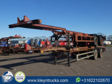 semi remorque Viberti 40 FT BPW full steel