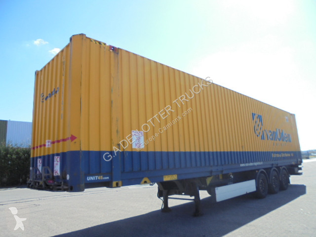 Voir les photos Semi remorque Schmitz Cargobull Gotha SCF 24 G LIGHT