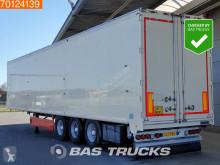 Kraker trailers 92m3 New Floor Liftachse