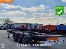 Kässbohrer CS Liftachse Ausziehbar 2x20-1x30-1x40-1x45 ft. semi-trailer