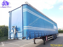 Kaiser Curtainsides semi-trailer
