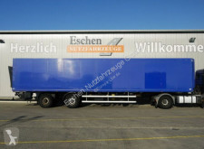 semi remorque Ackermann VS-F 20/13.6 EL-ZG Auflieger Kühlkoffer / LBW