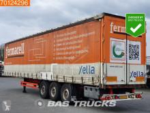 Kögel S-24 Bordwande Edscha APK-1-2021 Bordwande semi-trailer