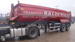 semirremolque ATM OKHS 18/20C (BPW-AXLES / CHASSIS AND TIPPER STEEL / BEGIAN TRAILER)