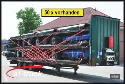 Yarı römork Krone 5er Paket Megatrailer,