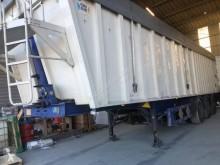 Yarı römork damper tahıl taşıyıcı Benalu BulkLiner 10.60m 55 m3