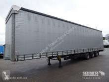 Semirremolque lonas deslizantes (PLFD) Schmitz Cargobull Curtainsider Mega Getränke