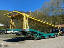 Montenegro Portacoches Kametal Montenegro semi-trailer used car carrier