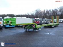 semi remorque Kässbohrer 5-axle semi-lowbed trailer / 74000 kg / ext. 630 cm
