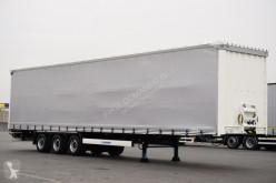 Krone - FIRANKA / MEGA / XL / MULTI LOCK / DACH PODNOSZONY semi-trailer