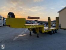 naczepa do transportu sprzętów ciężkich Basreboques