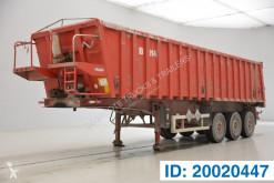 LAG tipper semi-trailer