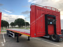 Kässbohrer SPSXS semi-trailer new flatbed