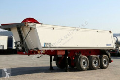 semi remorque Schmitz Cargobull TIPPER 23 M3 / STEEL / 4 990 KG / LIFTED AXLE /