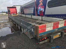 Van Eck Open-Side boards-12 wheeler OT-3I semi-trailer