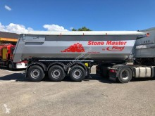 Fliegl construction dump semi-trailer Stone Master Light