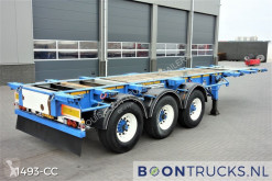 semi remorque Pacton TXD 339 | 20-30ft TANK CHASSIS