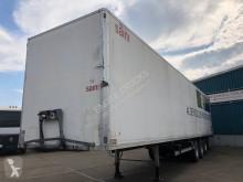 semi remorque Magyar 13.60M CLOSED BOX TRAILER