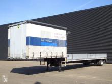 Jumbo DIEPLADER / STUURAS / HUIF semi-trailer