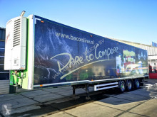 HRD mono temperature refrigerated semi-trailer FPLB3Z | FRIGO | Bloemen - Flower Transport | APK