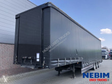 Semi remorque porte engins Netam ONCZ 39 327 A - SEMI LOW LOADER