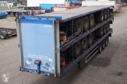 semi reboque Lawrence David Flatbed DRUM, ROR, 13.6M