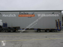 Müller-Mitteltal TS 3 Kompakt 30.0, Hydr. Rampen, verbreiterbar semi-trailer used heavy equipment transport