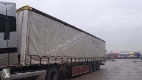 Van Hool tautliner semi-trailer 3B0064 (SAF-AXLES / BELGIAN TRAILER)