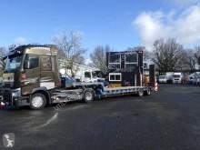 porte engins ACTM Porte-engin 2 essieux rampes hydrauliques