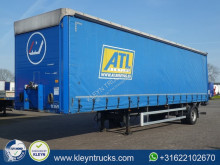 System Trailers CITY lift nl apk 11/2020 semi-trailer used tautliner