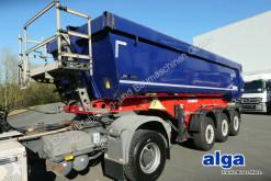 Semi remorque benne Schmitz Cargobull SGF S3, Stahl, 26m³, Alu-Felgen, SmartBoard