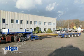 Goldhofer heavy equipment transport semi-trailer STZ-L5-58/80 A, 5-Achser, ausziehbar, gelenkt