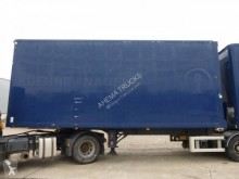 Asca plywood box semi-trailer Ensemble bi-train