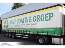 semi remorque Jumbo DO 270.6, BPW Drum brakes, Sliding roof, Lifting axle, Truckcenter Apeldoorn