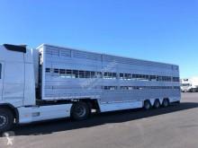 semi remorque bétaillère bovins occasion
