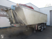 Robuste Kaiser tipper semi-trailer , 8 Tyres , Tipper