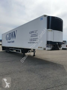 Lamberet LVFS2E 2-Achs Tiefkühl SANH semi-trailer used refrigerated